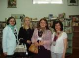 Konferencijos BIBLIO 2012 dalyviai
