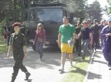 Armalėnuose vyko KASP Žemaičių apygardos 3-iosios rinktinės karių ir darbuotojų sąskrydis