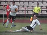 """FK """"Šilutė"""" (balta apranga) praėjusį šeštadienį pergale pradėjo LFF I lygos 2-ąjį ratą"""