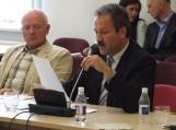 Slapto balsavimo komisijai pirmininkavo V. Laurinaitis