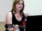 Tautiška giesmė Rusnėje