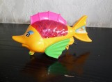 Gondingos žuvytė dėl smulkių detalių