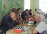 """IX šaškių turnyras """"Rusnės žiburiai – 2012"""""""