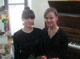 Nuotraukoje (Iš kairės) Kristina Budvytytė ir Adelė Daunoravičiūtė. Nuotraukos Daivos Jucikaitės