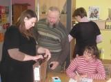 Šilutės dienos paslaugų centrą aplankė Kalėdos