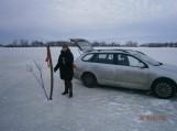 Atidarytas ledo kelias
