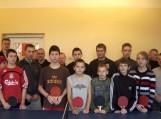 """Šylių sporto klubo """"Žaibas""""  sveikatingumo metus pradėjo stalo teniso turnyru. Nuotraukos Edvardo Lukošiaus"""