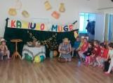 Kaziuko mugė Traksėdžių pagrindinės mokyklos ikimokyklinėse grupėse