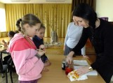 Edukacinė velykinių kiaušinių marginimo pamokėlė Rusnėje