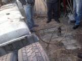 Ruso vairuotojo ir šilutiškio sandėrį dėl dyzelino nutraukė Pagėgių pasieniečiai