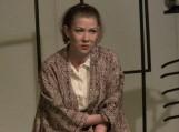 Aktorė Lina Rastokaitė – gimusi ir augusi Šiauliuose, studijas baigusi Klaipėdoje, gyvenanti sostinėje šilutiškiams suvaidino nuotaikingą vienišos moters vaidmenį. Nuotraukos ir vaizdo įrašas Edvardo Lukošiaus