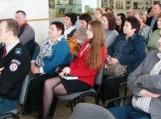Savivaldybės vadivai ataskaitas pristatė Rusnės bendruomenei