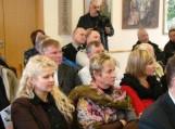 Savivaldybės ataskaitos pristatytos Švėkšnos seniūnijos gyventojams