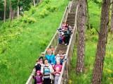 Traksėdžių ikimokyklinukai pradėjo išvykų sezoną