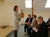 Švėkšnoje pasidžiaugta žodžiu, kalba ir knyga