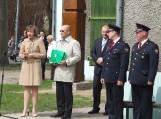 Sveikina savivaldybės vadovai