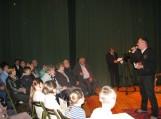 Marijaus Budraičio skaitymai sulaukė neeilinio publikos palankumo