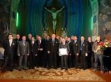 Šių dienų geradarių pagarbos vakaras vyko Šilutės evangelikų liuteronų bažnyčioje, kuri pastatyta ant žemės, kurią miestui dovanojo Hugo Šojus. Nuotraukos Edvardo Lukošiaus