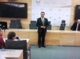 Traksėdžių pagrindinės mokyklos mokiniai lankėsi Lietuvos parlamente