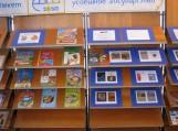 """Knygų mugėje eksponuojama UAB """"Alma littera sprendimai"""" dovana – lietuviškų vaikiškų knygų kolekcija"""
