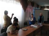 Dirbame Smirnovo bibliotekoje