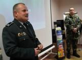 Pasieniečiai lankėsi  Šilutės Martyno Jankaus pagrindinėje mokykloje.