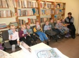 Šiaurės šalių bibliotekų savaitė Saugose