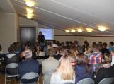 Su fizikos fanais sekcijoje bendrauja prof. habil.. dr. Vytautas Balevičius