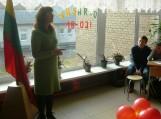 Lietuvos valstybės atkūrimo diena Traksėdžių mokykloje