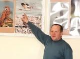 V. Jusys yra aptikęs bene daugiausiai naujų paukščių rūšių ir šeštus metus sėkmingai vadovauja Lietuvos ornitofaunistinei komisijai. Nuotraukos Edvardo Lukošiaus
