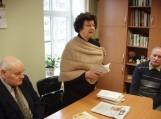 akimirkos iš literatūrinės popietės su poete ir prozininke Dalia Žibaitiene bei knygų redaktoriumi Anatolijumi Žibaičiu