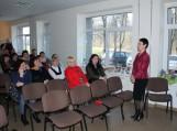 Prieš Šv. Velykas Švėkšnos specialiojoje mokykloje sujudimas