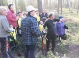 Miško sodinimo talka Inkakliuose