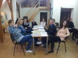 """Jaunimas sėmėsi žinių projekto """"Bibliotekos jaunimui"""" mokymuose"""