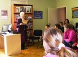 Šventėme Tarptautinę vaikų knygos dieną