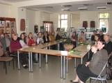 Diskusijos Šilutės Fridricho Bajoraičio viešosios bibliotekoje
