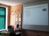 Mokiniai paminėjo Lietuvos įstojimo į Europos Sąjungą 10-ąsias metines