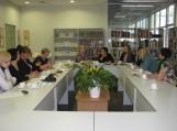 Pagėgių savivaldybės viešojoje bibliotekoje