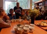 Grabupių biblioteka - atvira vaikams