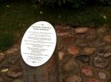 Švėkšnos menininkus Jakševičius primins suolelis