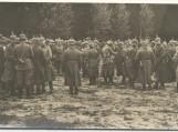 Kaizerinė okupacija Lietuvoje. Vokiečių kareiviai 1918 m.