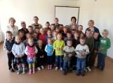 Inkaklių mokyklos-daugiafunkcio centro vaikai