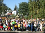 Rugsėjo pirmoji Traksėdžių pagrindinėje mokykloje