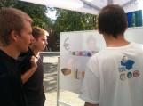Studentai dalyvavo Eurobuso veiklose