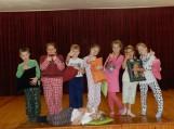 Žemaičių Naumiesčio mokyklos-darželio antros klasės mokinukai