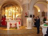 Telšių vyskupą jubiliejaus proga sveikino ir Šilutės meras