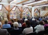 """Edukacinė programa """"Mažoji Lietuva davė mums kalbą, raštą, pirmąsias knygas"""".  L. Valatkienės nuotr."""