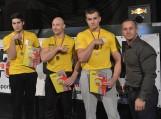 """I tarptautiniame rankų lenkimo turnyre """"UNIVERSAL Armwrestling Cup"""""""