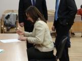 Pasirašyta garbingų ir sąžiningų rinkimų deklaracija