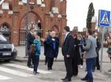 Prezidentės Dalios Grybauskaitės vizitas Švėkšnoje. Nuotrauka Edvardo Lukošiaus